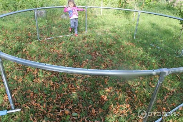 Инструкция По Сборке Батута Trampoline - фото 2
