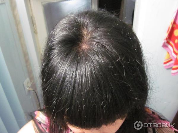 Темно серая краска для волос