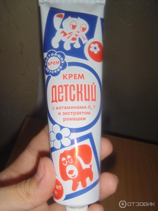 Отзыв о крем детский аванта самый лучший детский крем. качество, проверенное временем..
