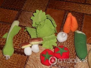как готовят овощи в икеа