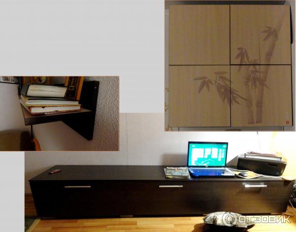 много мебели стенка киото фото