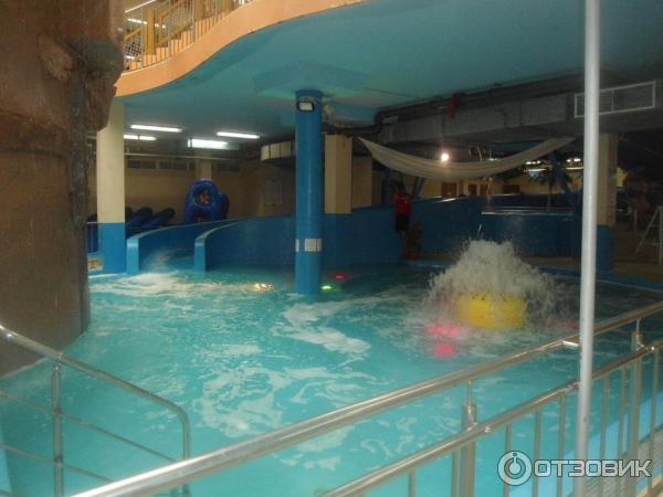 аквапарк в казани горки фото