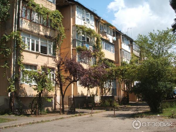 агудзера абхазия фото