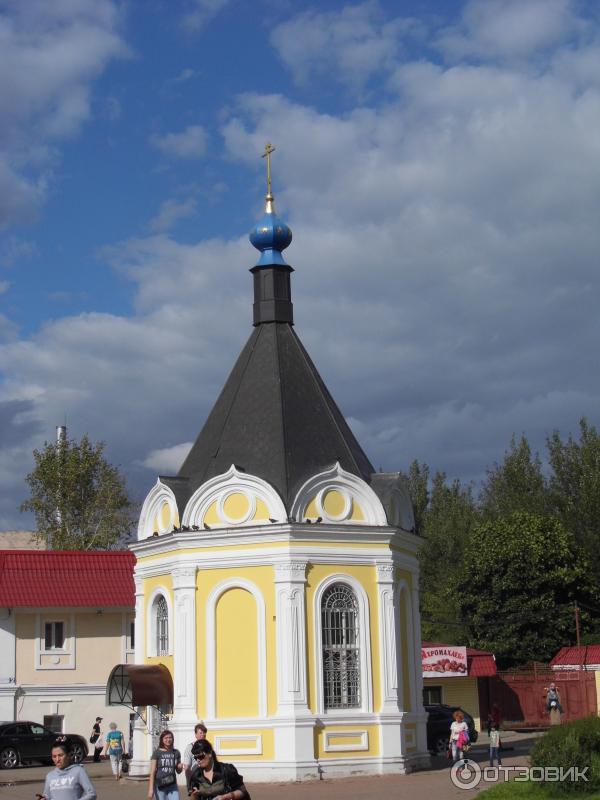 Дмитровского кремля.