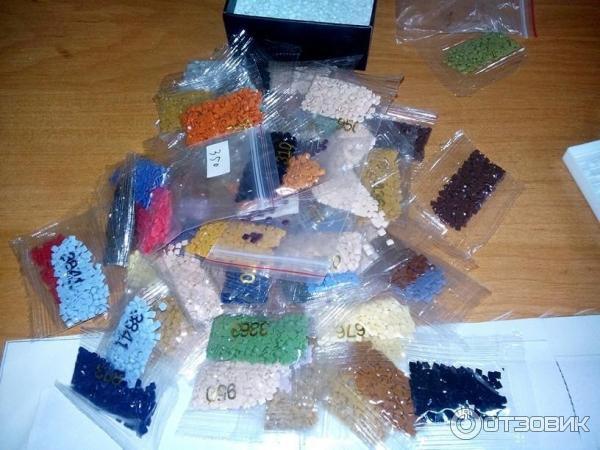 Китайские наборы вышивки DIY