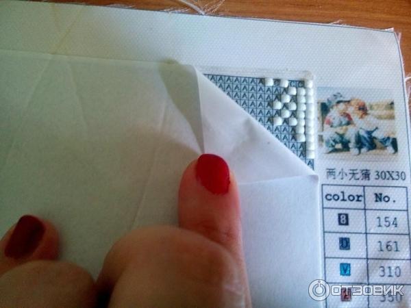 Клей в алмазной вышивке 913