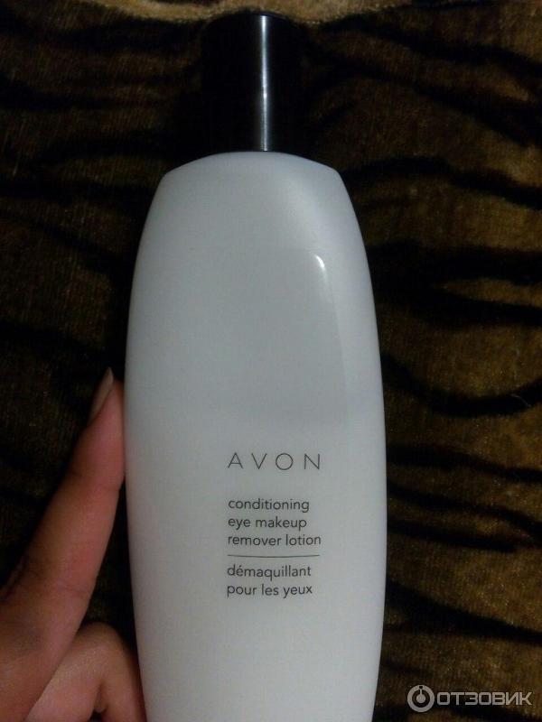 Жидкость для снятия макияжа эйвон