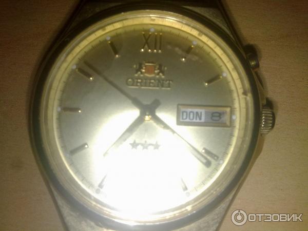 Часы ORIENT наручные, купить часы ORIENT Ориент