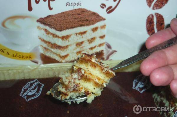 Тирамису торт черемушки