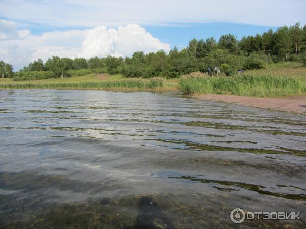 рыбалка на озере учум на