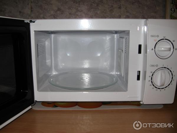 Отзыв о Микроволновая печь Daewoo KOR-6L15 |