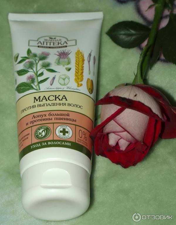 Маска против выпадения волос в домашних условиях рецепт 251
