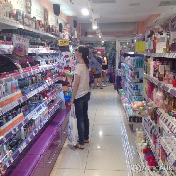 Косметика и парфюмерия сетевые магазины