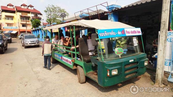 Как добраться до чанга из бангкока