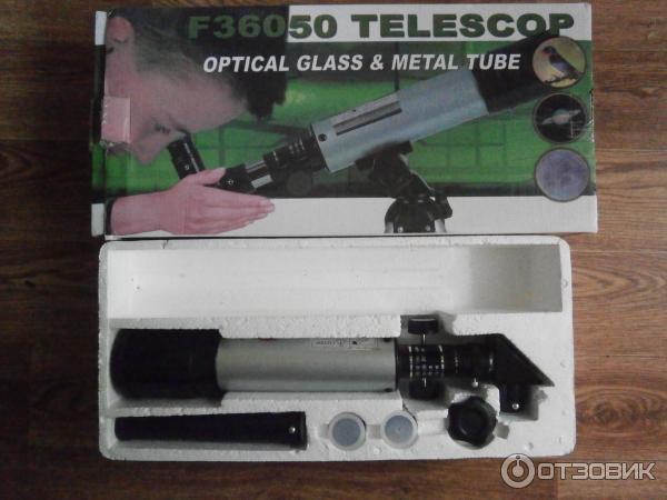 Телескоп Star 36050 инструкция - картинка 1
