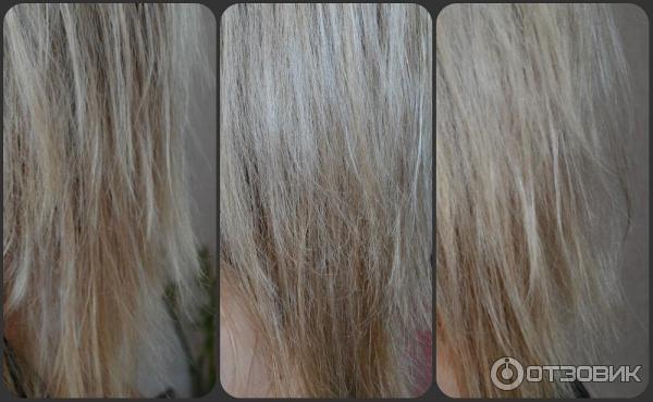 Волосы обламываются на концах