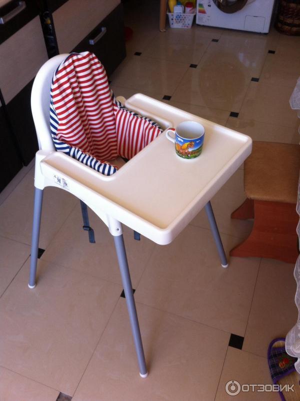 фото стульчик для кормления икеа отзывы