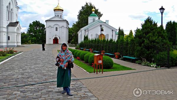 Спасо-Евфросиньевский женский монастырь (Беларусь, Полоцк) фото