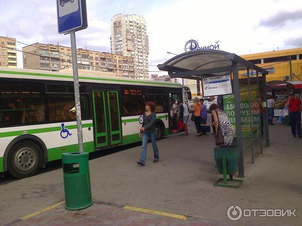 Речной вокзал автобус 851 схема