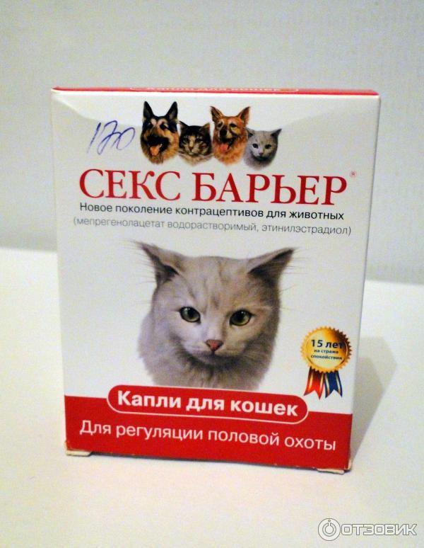 Секс барьер для кошек названия