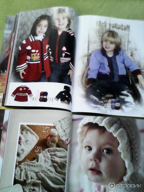 журнал Ализе вязание