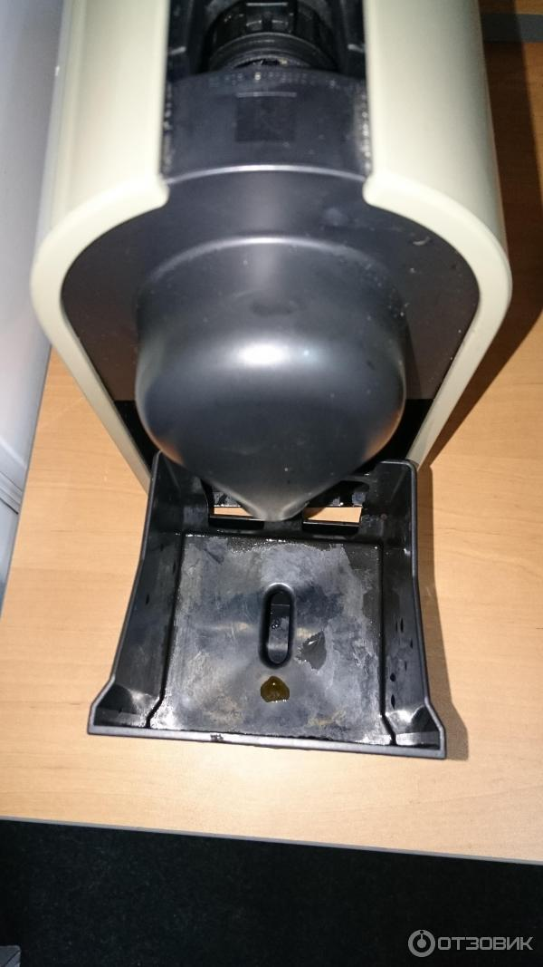 Отзыв о Капсульная кофемашина Krups XN 250 A Nespresso U ...