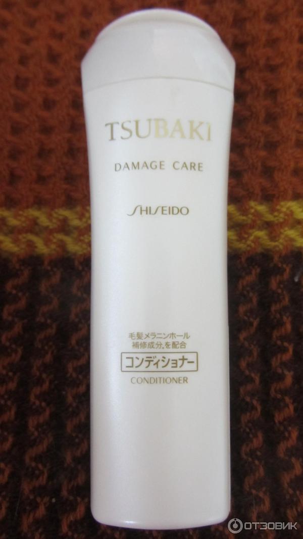 Tsubaki damage care отзывы кондиционер