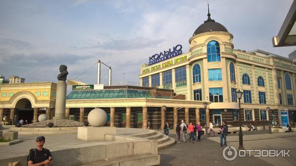 09efbdfbbcee Отзыв о Торговый центр