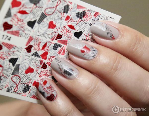 Отзывы слайдеры для ногтей