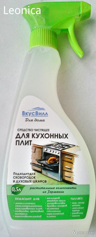 Как отмыть плиту, микроволновку