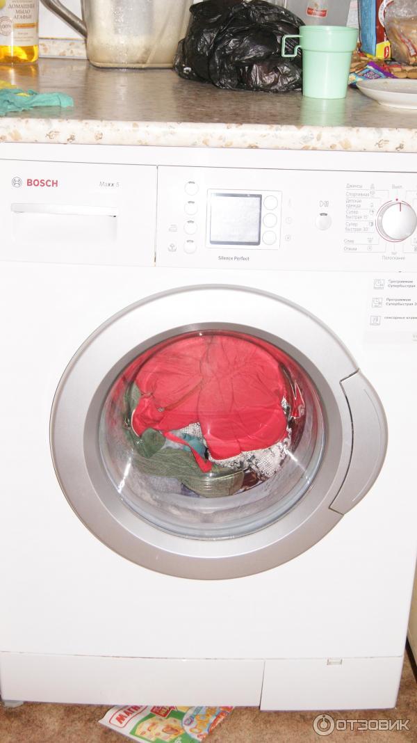Ремонт стиральных машин bosch maxx 5