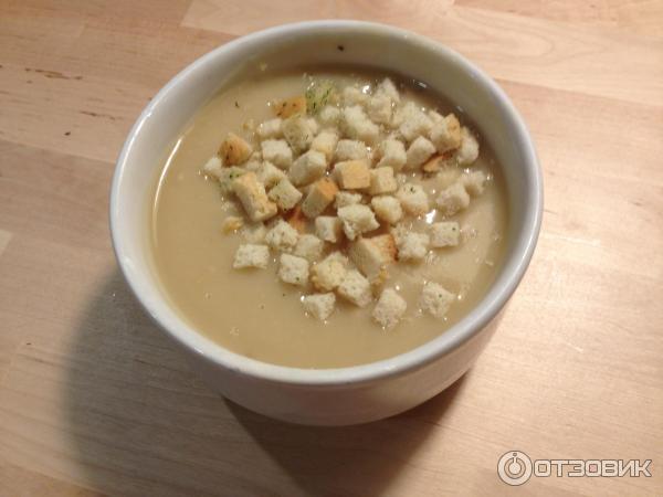 грибной крем суп как в икеа