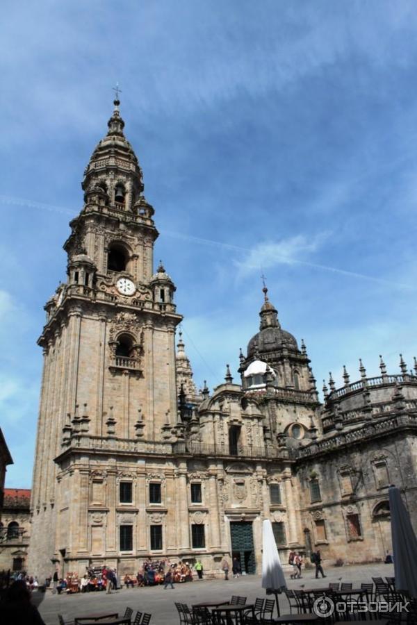 Экскурсия по г. Сантьяго-де-Компостела (Испания) фото