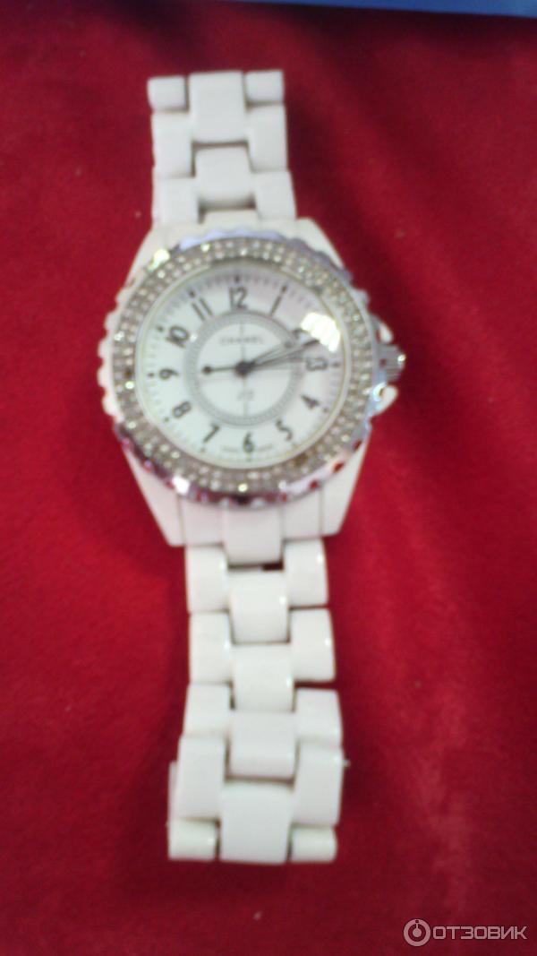 Часы Chanel Шанель - купить в интернет - магазине