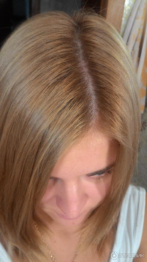 Русый бежевый цвет волос фото