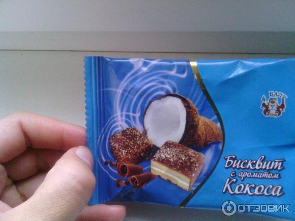 мини бисквитики: