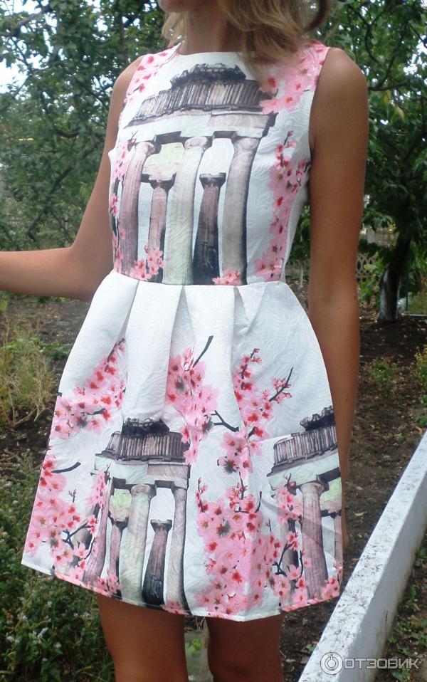 6f441c13c01 Отзыв о Платье Aliexpress