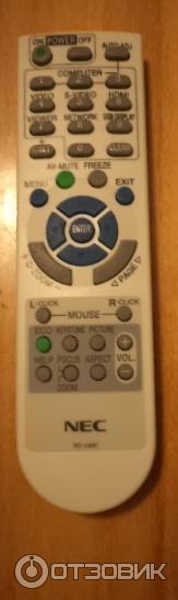 Проектор NEC VE281G фото