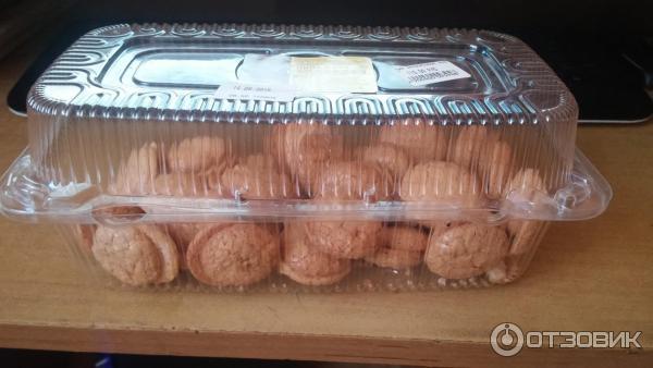 арахисовое печенье рецепт как в бахетле