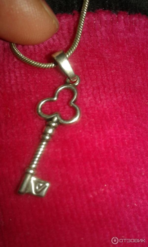 Подарок ключ подвеска в подарок 22