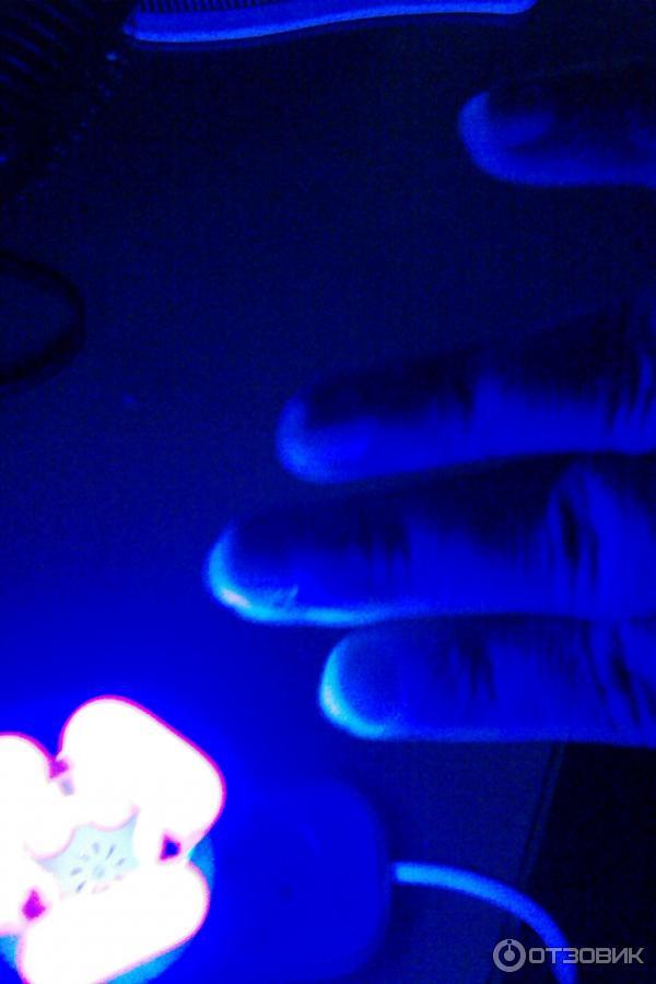 Как сделать лампу вуда своими руками инструкция 45