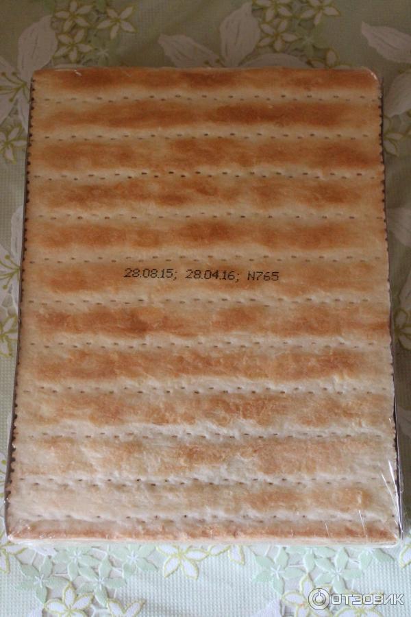 Состав коржей для торта наполеон