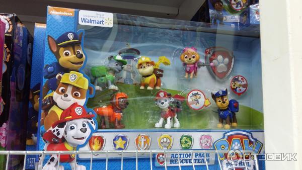 Купить щенячий патруль оригинал игрушки