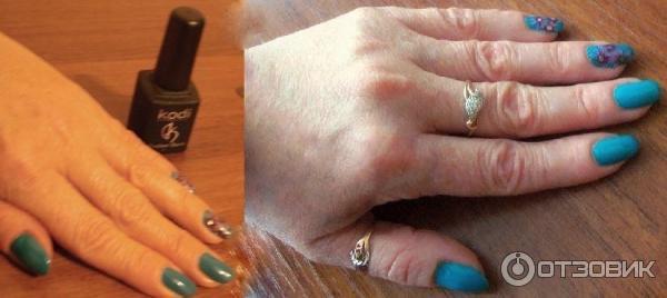 Купить покрытие коди для ногтей