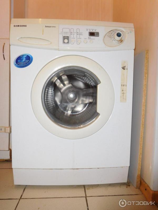 Ремонт стиральной машины самсунг s803j своими руками