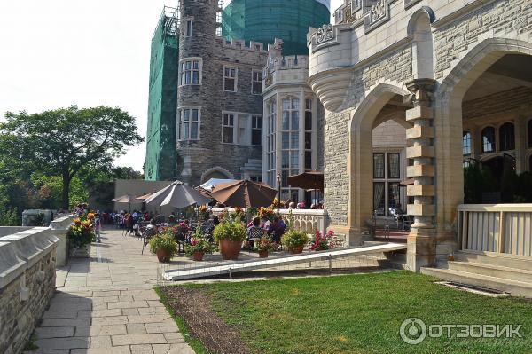 Экскурсия по средневековому замку Каса Лома (Casa Loma) (Канада, Торонто) фото