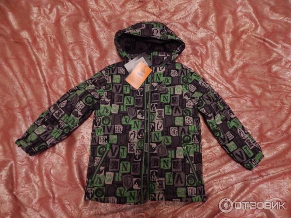 51243cc296021 Отзыв о Куртка утепленная для мальчика Outventure | все что нужно по ...
