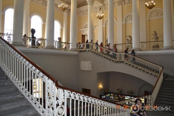 Картинки по запросу питер государственный русский музей зимой