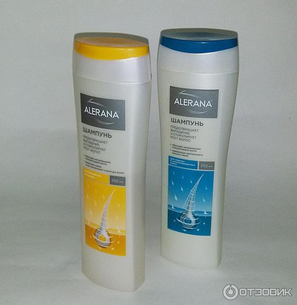 шампунь алерана от выпадения волос отзывы