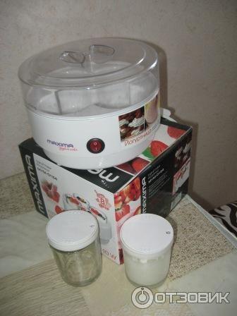 инструкция йогуртница Maxima Mym-0154 - фото 9